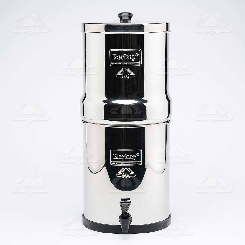 Berkey Water Filter WITHOUT Filters Travel Big Royal Imperia