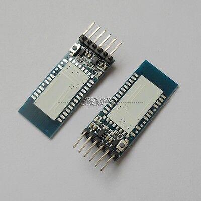 2pcs Interface Base Board Serial Transceiver Bluetooth Module Hc-05 06 N76