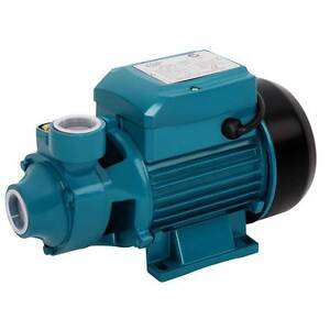 Free Delivery: Electric Clean Water Pump 35L/Min 1/2/HP Homebush Strathfield Area Preview