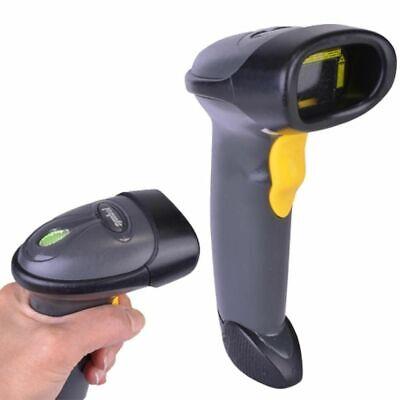 Motorolasymbol Ls2208 Corded Usb Laser Barcode Scanner