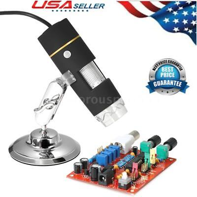 1000x Digital Microscope For Skin Examination Jewelry Coin Inspection Us Stock