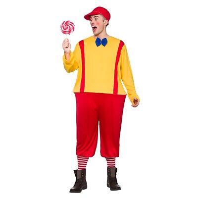 Lustig Tweedle Dee Tweedle Dum Kostüm Märchenbuch Erwachsene Kostüm ()