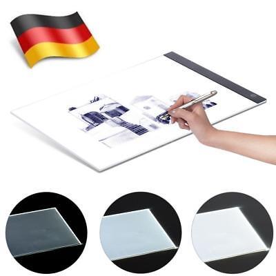 A4 LED Licht Grafiktablett Touchpad Art Tattoo Tracing Board Licht Box Zeichnung (Tattoo-tracing-board)
