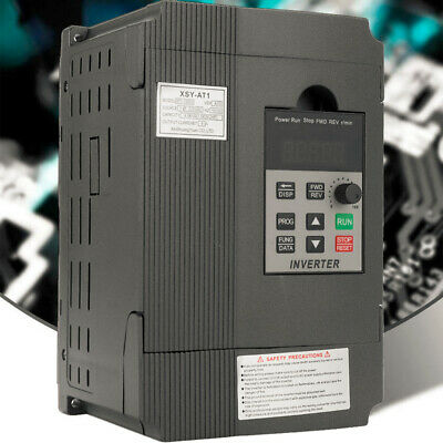 Vfd Frequency Speed Controller 2.2kw 220v Ac Motor Drive Variable Inverter L2w7