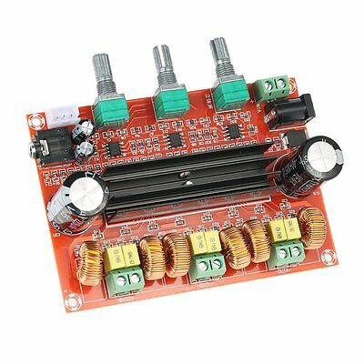 KKmoon TPA3116D2 50W*2+100W 2.1 Channel Digital Subwoofer Power Amplifier Board