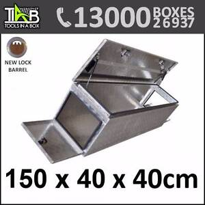 Toolbox 3 Door made of Aluminium-Ute Truck Storage Trailer Tool B Sydney City Inner Sydney Preview