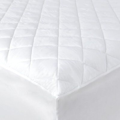 Quilted Mattress Covers - Mattress Pad Cover Topper Protector Quilted Fitted King Queen Full Twin Size Top