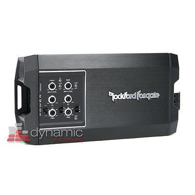 Rockford Fosgate T400X4ad Compact 4-Channel Car Amplifier -1