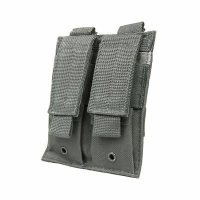 Urban Pal (VISM Double Pistol Mag Pouch URBAN Removable Hook & Loop Flap MOLLE PALS)