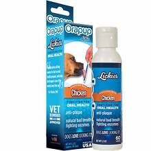 Orapup Refill Bacon & Beef Chicken 5.3 oz Dog Bad Breath Lickies Welshpool Canning Area Preview