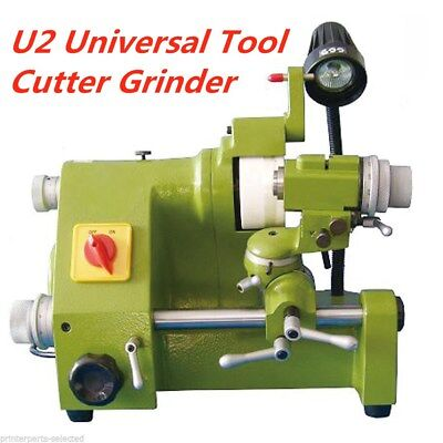 U2 Universal Tool Cutter Grinder Sharpener Machine U2 Gd-u2 Negative Angle