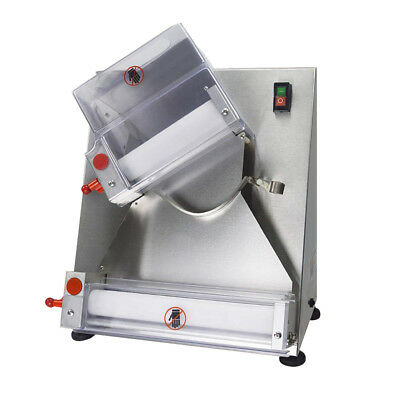 Semi-automatic And Electric Pizza Dough Rollersheeter Making Machine 15