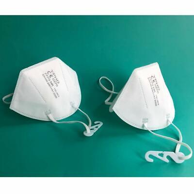 FFP3 Atemschutzmaske YPHD CE 0370 25 Stück. Einzelverpackung