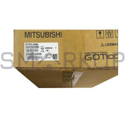 New In Box Mitsubishi Gt1672-vnba Hmi Operator Interface