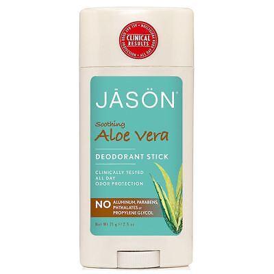 Jason Bodycare Aloe Vera Deodorant Stick 70g
