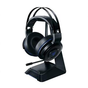 NEW Razer Thresher Ultimate for PS4: Dolby 7.1 Surround Sound - Lag-Free Wireless Connection - Retractable Digital Mi...