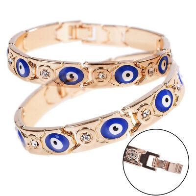 Armband türkisches magisches Auge Nazar Evil Eye Boncugu mavi boncuk Hamsa New