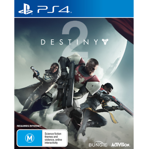 NEW & SEALED: Destiny 2 for PlayStation 4 Abbotsford Yarra Area Preview