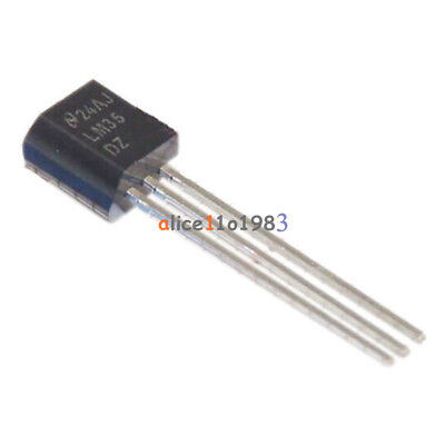 eBay - 10 Pieces LM35DZ Temperature Sensor