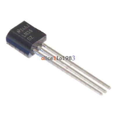 eBay - 10 Pieces LM35DZ Temperature Sensor
