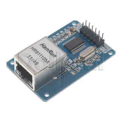 Enc28j60 Ethernet Lan Network Module Arduino Duemilanove Compatible