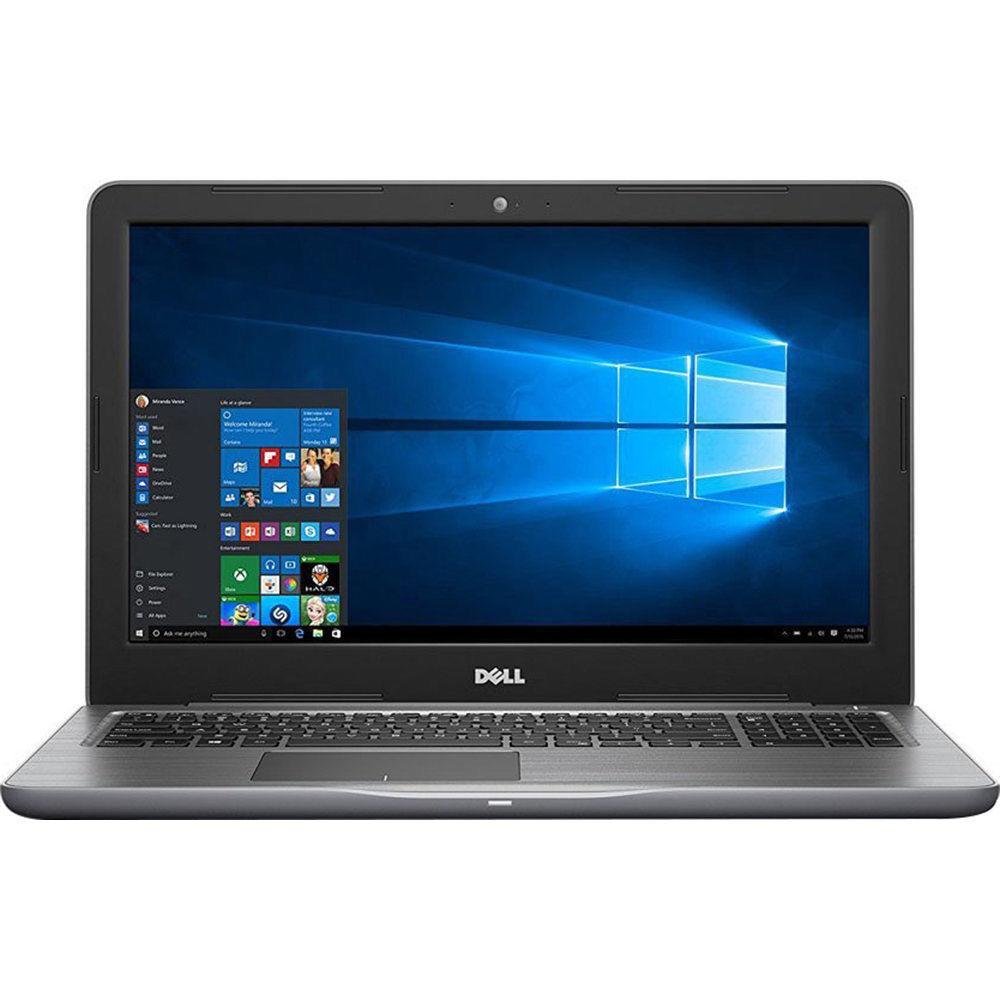 """Dell Inspiron 15.6"""" FHD Core I7-7500U 2.7GHz 8GB RAM 1 TB HDD Windows 10"""