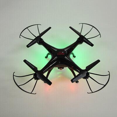 SYMA X5SC 2.4G 4CH Quadcopter RTF Drone HD 2.0MP Camera 360-Lengths Rollover Q2N7