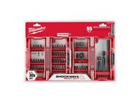 Milwaukee 48-32-4028 Shockwave 2 x cases Impact Duty Drill & Drive S(55-Piece) 2021 New in pack
