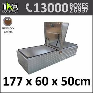 Aluminium Toolbox Gullwing Top Opening Ute Trailer Truck Storage Liverpool Liverpool Area Preview