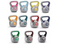 Kettlebells Full Range of Brand New Kettlebells available from Stock FREE DVD
