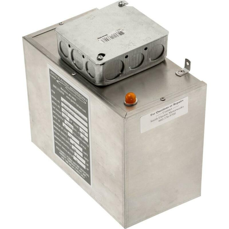 Grizzly H3473 Static Phase Converter - 6 to 10 HP