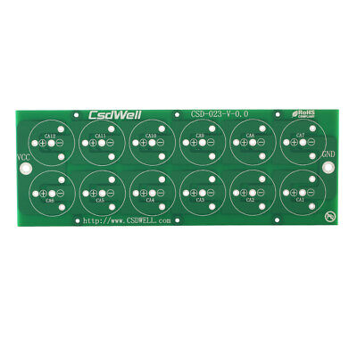 6s2p Maxwell 350f 2.7v T11 Ultra Capacitor Balance Board Csd-023