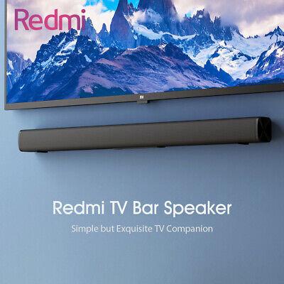 Redmi TV Speaker BT TV Stereo Soundbar Aux 3.5mm Wired BT5.0 Wireless Audio