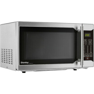 Danby 0.7 Cu. Ft. 700W Countertop Microwave w/ 10 Power Leve
