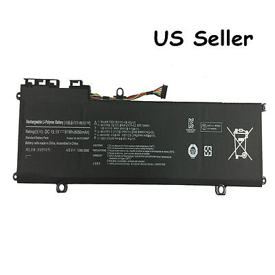 91Wh AA-PLVN8NP Battery Samsung ATIV Book 8 Touch NP880Z5E NP880Z5E-X01 Laptop
