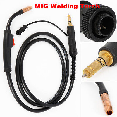 Heavy Duty Mig Welding Gun Torch Stinger 100a 3m Replacement Miller M-10 M-100