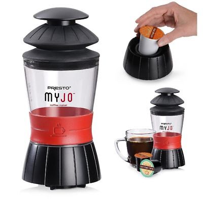 Single Cup Keurig K-Cup Coffee Maker Brewer Camping Peregrinations Outdoors Portable NEW