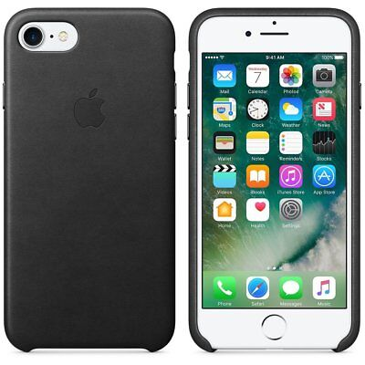 Perfidious GENUINE ECHT ORIGINAL Apple Leather Case For iPhone 7 & 8 NEW RETAIL BOX