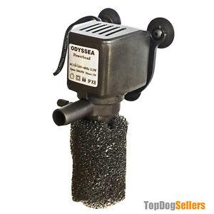250 KIT Powerhead Water Pump Venturi Odyssea PP 75 Skimmer Overflow Refugium