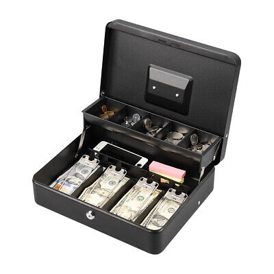 Large Security Safe Box Fireproof Lock Cash Money Jewelry Storage Portable 118