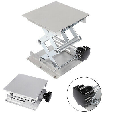 4 6 8 Lab-lift Lifting Platforms Stand Rack Stainless Steel Laboratory