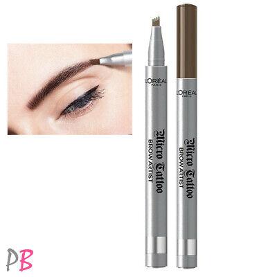 L'Oreal Brow Artist Micro Tattoo 24HR Brow Pen Eyebrow Definer Microblading