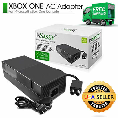 For Xbox One AC Adapter Power Supply Replacement Wall Charger Brick Cord Fast for sale  Shipping to India