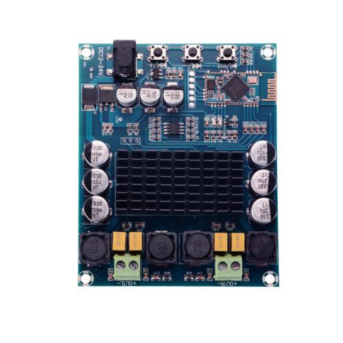 120Wx2 Wireless Bluetooth 4.0 Audio Receiver Digital Amplifier Board 10M XH-M548