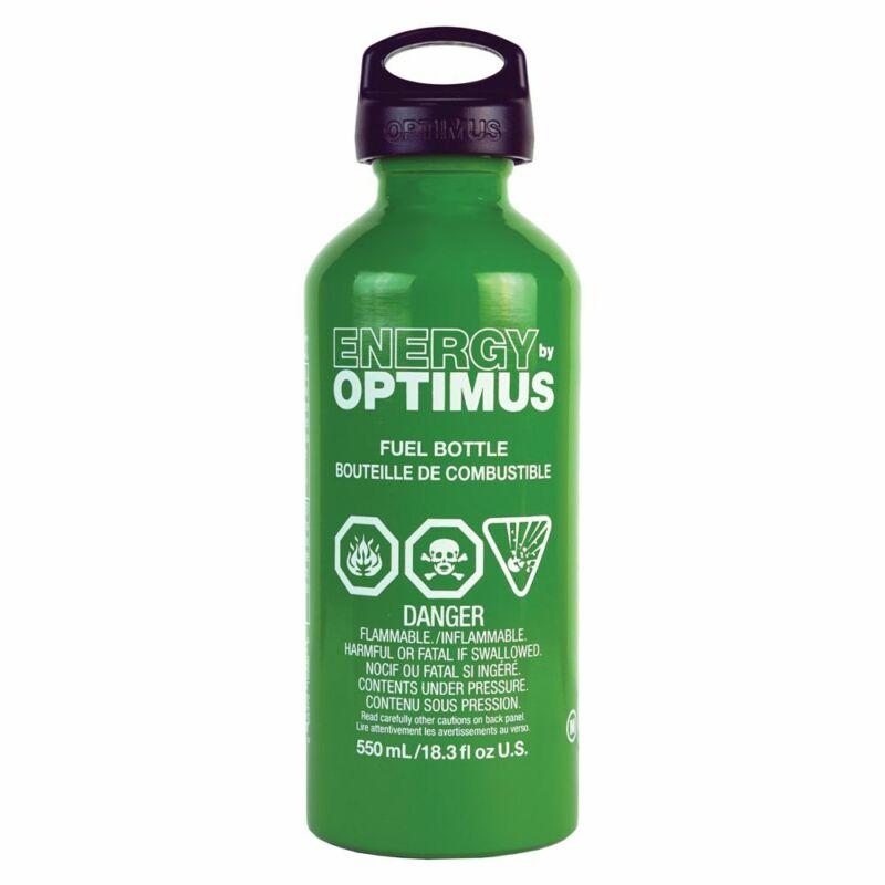 Optimus Energy Ultralight 0.6L Liquid Fuel Bottle for Backpacking Stoves