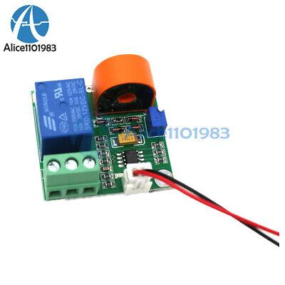 Dc 12v 0-5a Ac Current Sensor Detection Switch Module Output