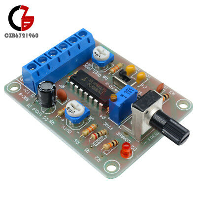 Welded Icl8038 Signal Generator Module Sine Square Triangle Monolithic Function