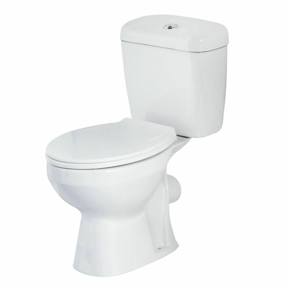 Brand New In Box Wc Toilet Pan And Cistern Still For