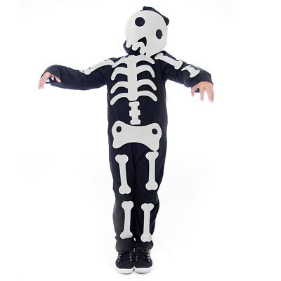 Make Your Own Skeleton Children's Halloween Costume | Includes Moveable Bones - Make Halloween Bones