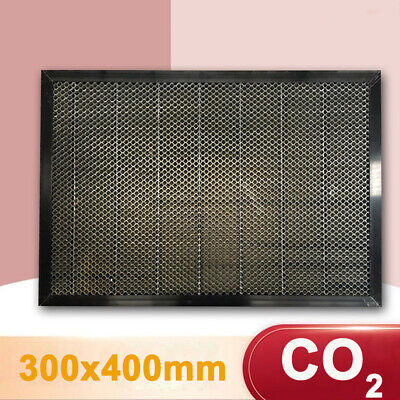 20mm Honeycomb Working Table 300400mm Cnc Co2 Laser Engraving Cutting Machine